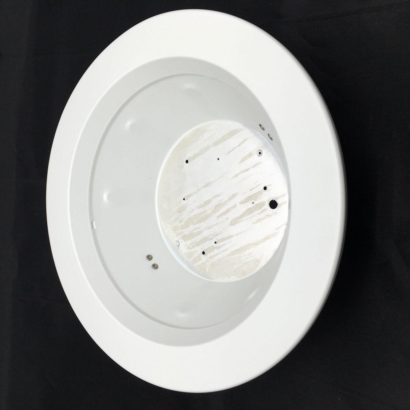 8寸LED筒灯外壳